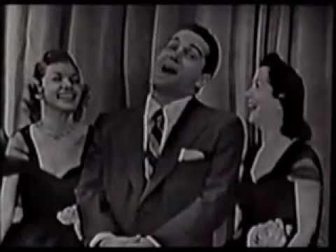1949 - NBC - CHESTERFIELD SUPPER CLUB with PERRY COMO