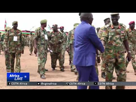 South Sudan rival parties urged to use dialogue to resolve differences