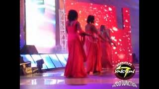 Mercy D. Lai Performance at Groove Awards 2013