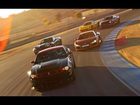 Picking the 2011 Best Drivers Car - Part 2 - The Downshift Episode 5