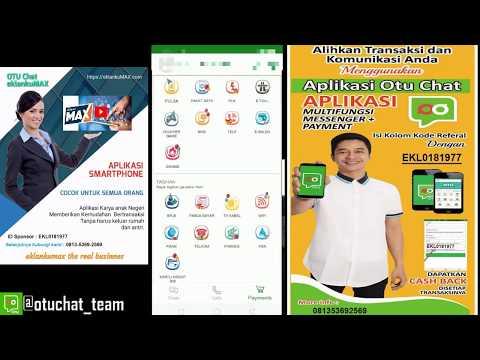 Tutor Menggunakan Aplikasi Otu Chat
