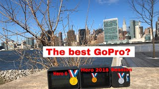 Is GoPro Hero 5 Session Dead after GoPro Hero 2018? I don