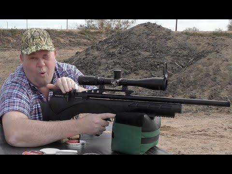 .303 NOT a PUSSY's Pellet Gun