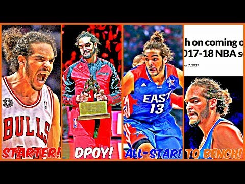 WHAT HAPPENED to JOAKIM NOAH?!!