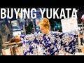 Buying Yukata in Tokyo w/ Paris from LeSweetpea