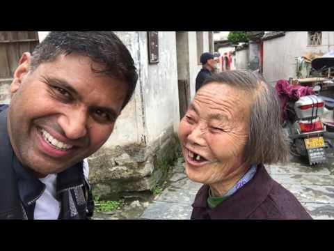 Xidi Village Organic Tofu Anhui China