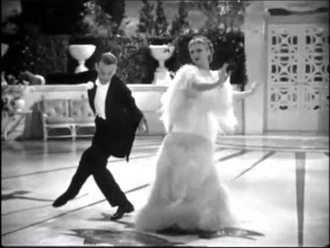The Simpsons Cheek To Cheek Fred Astaire Ginger Rogers Youtube