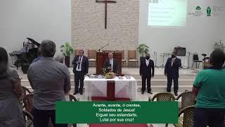 Culto Vespertino (05/09/2021) - Igreja Presbiteriana do Calhau