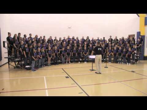 Festus Intermediate School Choir-Song 1
