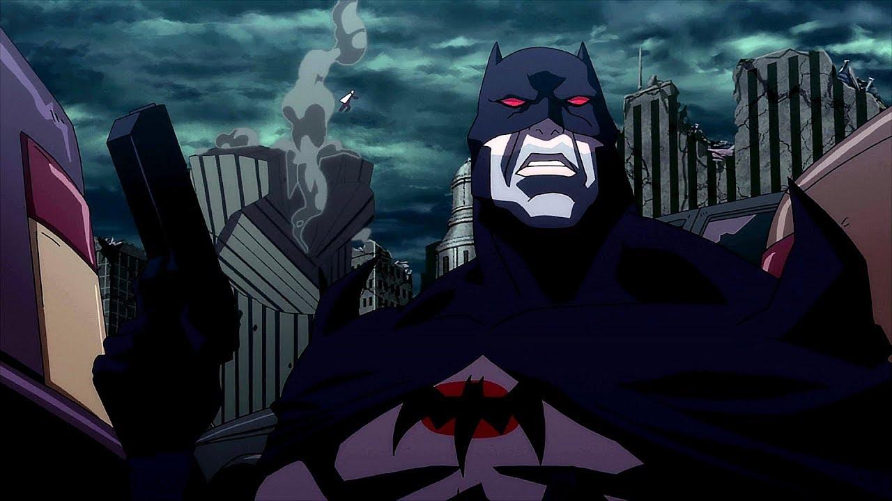 Download Batman vs Black Manta | Justice League: The Flashpoint Paradox
