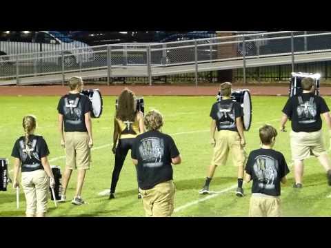 Neosho High School Band 2016