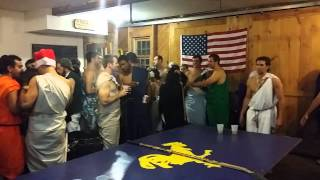 Tuck toga party