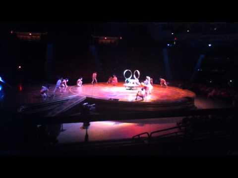 Cirque Du Soleil live @ Halifax Metro Center (Part 4)