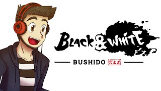 NINJA LIX IS BACK IN BLACK - Black and White Bushido | Lixian Tries w/ Rui