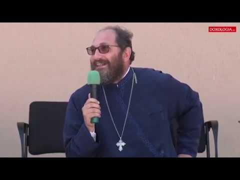 """Pr. Constantin Necula - Conferința """"Unitate, libertate și responsabilitate în viața tinerilor"""""""