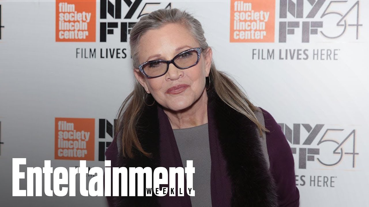 Carrie Fisher Will Appear In Cast Of 'Star Wars Episode IX' | News Flash | Entertainment Weekly