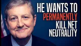 GOP Senator Trying to BAN States from Protecting Net Neutrality