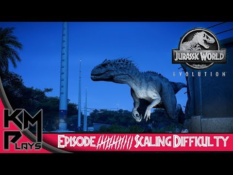 Jurassic World Evolution JWEvolution JWE JWEvo Episode 14 Jurassic World Evolution Deluxe Edition  