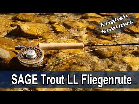 SAGE Trout LL Fliegenrute - Produktvorstellung