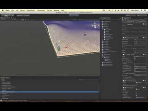 Unity RTS World Builder [1] - Setup and Resources Load