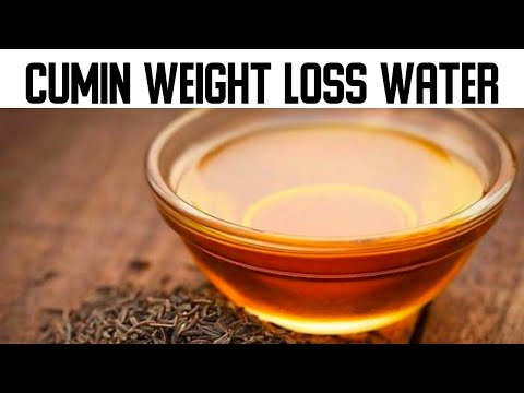 Cumin Seeds Water For Weight Loss | Lose 1kg In 2 Days - Jeera Water For Weight Loss