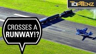 10 Crazy Railroad Tracks That Will Amaze You
