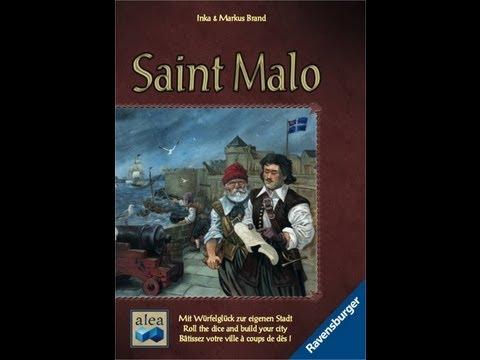 Saint Malo Review