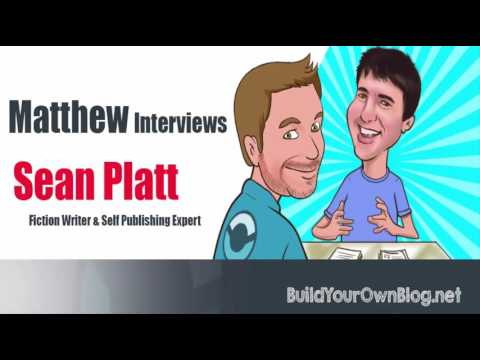 Sean Platt Interview: From Daddy Blogger to Published Fiction Author--How He Did It