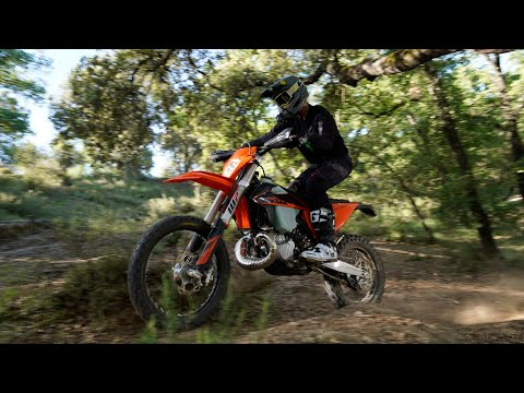 2020 KTM 300 EXC TPI - First Ride ( RAW )