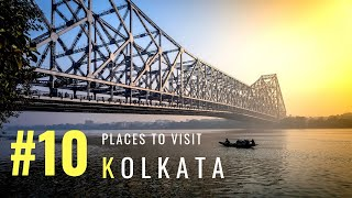 Places To Visit Kolkata | Tourist Places In Kolkata | | Tourist Places In India | Tourism | #032