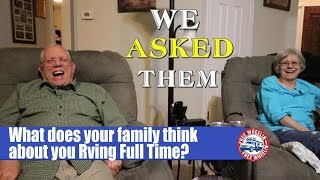 Do you have family members that don't like the lifestyle you have chosen?