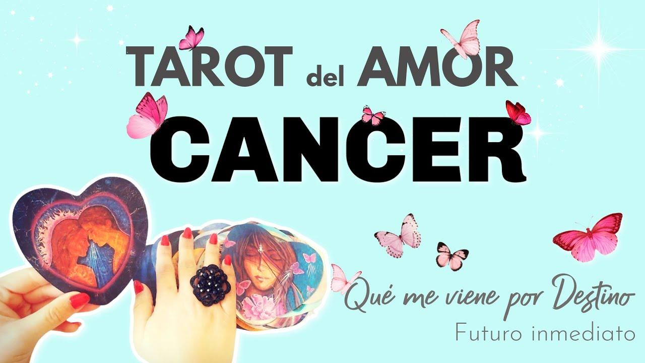 CANCER! ♋️ CONSIGUES LO QUE TANTO DESEAS💖🙌🏼LO QUE VIENE POR DESTINO AMOR Y MAS HOROSCOPO Y TAROT