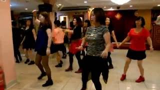 Event: Li Ying's Line Dance Party.