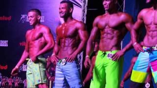 Mr  Republica Dominicana with Mens Physique Olympian Matt Acton