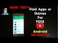 HOW TO DOWNLOAD ANY PAID APPS OR GAMES FOR 🆓 (No ROOTED device needed)
