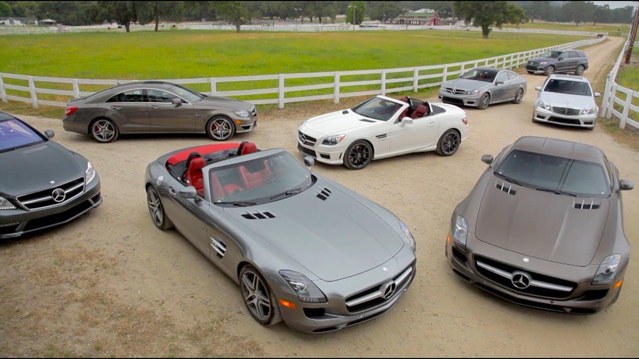 2012 Mercedes-Benz AMG Lineup - SLS, C63 & More! - Wide Open ... on audi line up, mazda line up, koenigsegg line up, lexus line up, polaris line up, bentley line up, 2014 mercedes line up, bmw line up, nissan line up, jeep line up, hyundai line up, toyota line up, gmc line up, honda line up, 2015 mercedes line up, kia line up, ford truck line up, volvo line up, ferrari line up, lincoln line up,