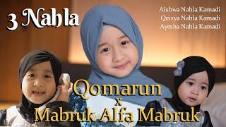 Download AISHWA NAHLA Ft QEISYA & AYESHA -  QOMARUN MIX MABRUK ALFA MABRUK