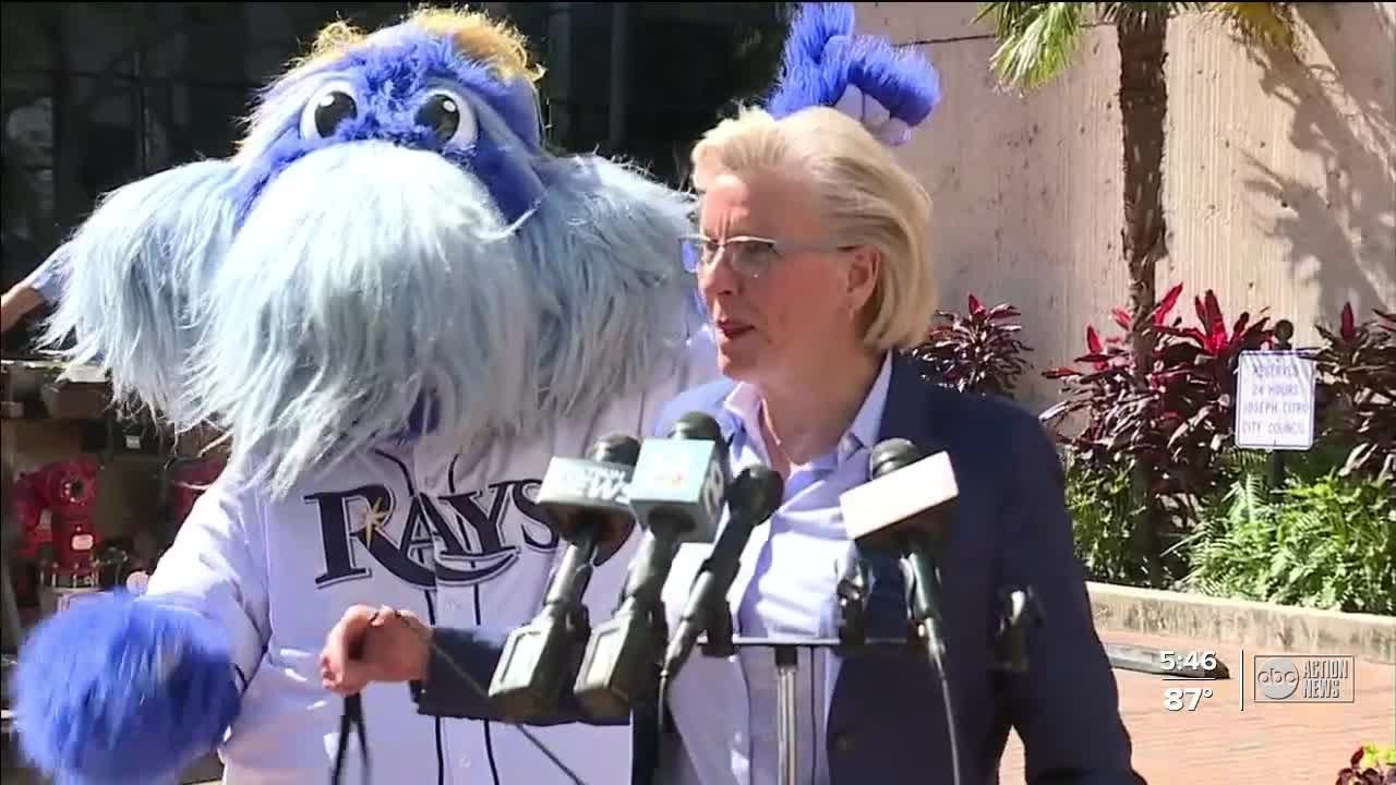 Tampa Bay Rays prepare for 3rd straight playoff run