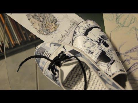 Muv Shoes - Brasília Tattoo Art (teaser)