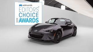 2019 Mazda MX-5 Miata: The Best Sports Car | 2019 Edmunds Editors' Choice