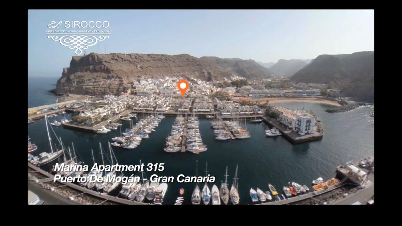 Gran canaria puerto de mog n marina apartment 315 youtube - Marina apartments puerto de mogan ...