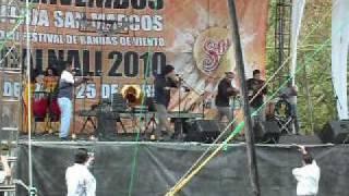 XVII FESTIVAL DE BANDAS DE CALNALI trio ...