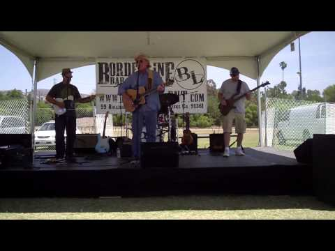 Kenny Walters Band at the Oakheart Country Music Festival June 14, 2014