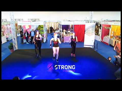 AC Academy - Strong by Zumba - Zin AC - Mês da Enguia - Salvaterra de Magos