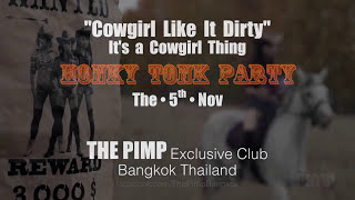 Video HONKY TONK Party in Bangkok! download MP3, 3GP, MP4, WEBM, AVI, FLV Agustus 2017