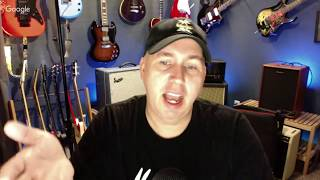 Sharpen My Axe PRS live Guitar Giveaway