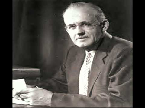 Choices, Deeds & Consequences - A. W. Tozer Sermon