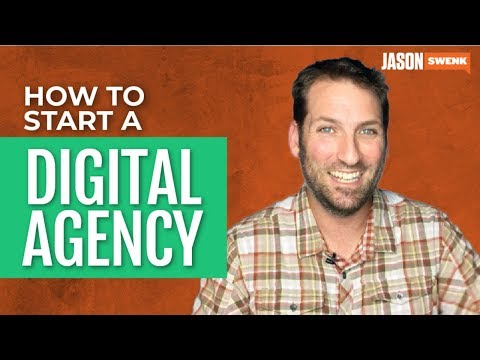 HOW TO START A DIGITAL MARKETING AGENCY | SOCIAL MEDIA AGENCY