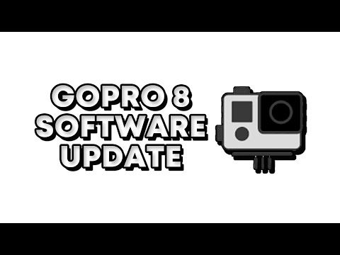 GOPRO HERO 8 SOFTWARE UPDATE TUTORIAL (easy) thumbnail