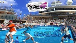 Virtua Tennis 4 - Torneio Ultra Fácil!?